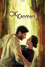 O Kadhal Kanmani (OK Kanmani) Movie Poster