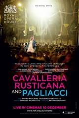 Royal Opera House: Cavalleria Rusticana/Pagliacci Movie Poster
