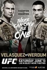 UFC 188: Velasquez vs. Werdum Movie Poster