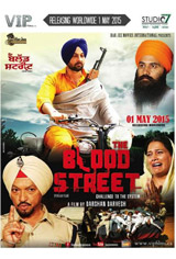 The Blood Street Movie Poster