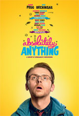 Absolutely Anything Movie Poster