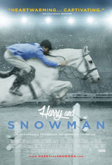 Harry and Snowman Poster