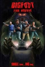 Bigfoot: the Movie Movie Poster