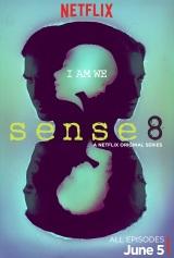 Sense8 (Netflix) Movie Poster