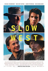 Critics Night: Slow West Movie Poster
