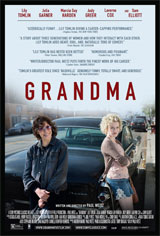Grandma Movie Poster