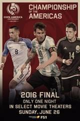 Copa America Final Movie Poster