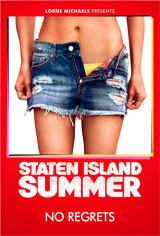 Staten Island Summer Movie Poster