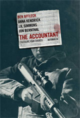 The Accountant Movie Poster Movie Poster