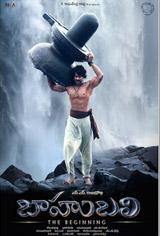 Baahubali: The Beginning (Telugu) Movie Poster