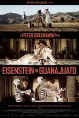 Eisenstein in Guanajuato Movie Poster