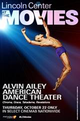 Lincoln Center: Alvin Ailey incl. Revelations Movie Poster