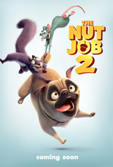The Nut Job 2 Movie Poster