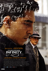 The Man Who Knew Infinity Movie Poster