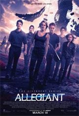 The Divergent Series: Allegiant Movie Poster