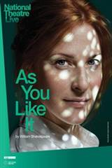 National Theatre Live: As You Like It Movie Poster
