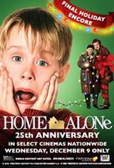 Home Alone: 25th Anniversary Movie Poster