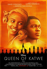 Queen of Katwe Movie Poster