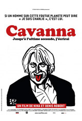 Cavanna, jusqu'à l'ultime seconde, j'écrirai Movie Poster