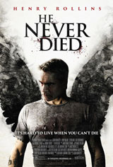He Never Died Movie Poster
