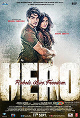 Hero (Hindi) Movie Poster