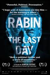 Rabin, the Last Day Movie Poster