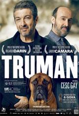 Truman Movie Poster Movie Poster