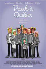 Paul à Québec Movie Poster