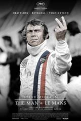 Steve McQueen: The Man & Le Mans Movie Poster