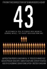 43 Movie Poster