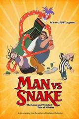 Man vs Snake: The Long and Twisted Tale of Nibbler Movie Poster