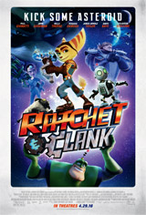 Ratchet & Clank Movie Poster