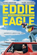 Eddie the Eagle Movie Poster