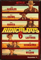 The Ridiculous 6 Movie Poster