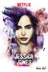 Marvel's Jessica Jones (Netflix) Movie Poster