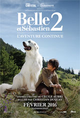 Belle & Sebastien 2: The Adventure Continues Movie Poster