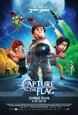 Capture the Flag (Atrapa la bandera) Movie Poster