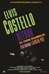 Elvis Costello: Detour Live At Liverpool Philharmonic Hall Movie Poster