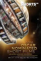 2016 Oscar Nominated Shorts - Live Action Movie Poster