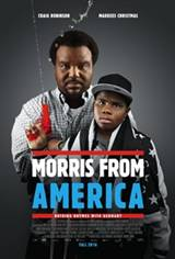 Morris from America Movie Poster