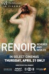 AAIC: Renoir - The Unknown Artist Movie Poster