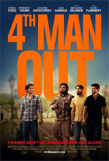4th Man Out Movie Poster
