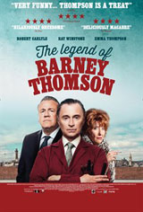 The Legend of Barney Thomson Movie Poster