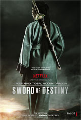 Crouching Tiger, Hidden Dragon: Sword of Destiny An IMAX 3D Experience Movie Poster
