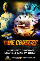 RiffTrax Live: Time Chasers Movie Poster