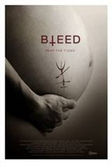 Bleed Movie Poster