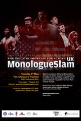 TCN Presents MonologueSlam UK - LA Edition Movie Poster