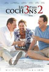 Les 3 p'tits cochons 2 Movie Poster