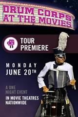 DCI 2011 Tour Premiere Movie Poster