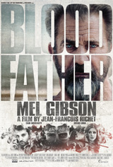 Blood Father Movie Poster